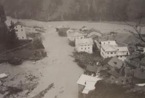Fiume Fiorentina alluvione 1966