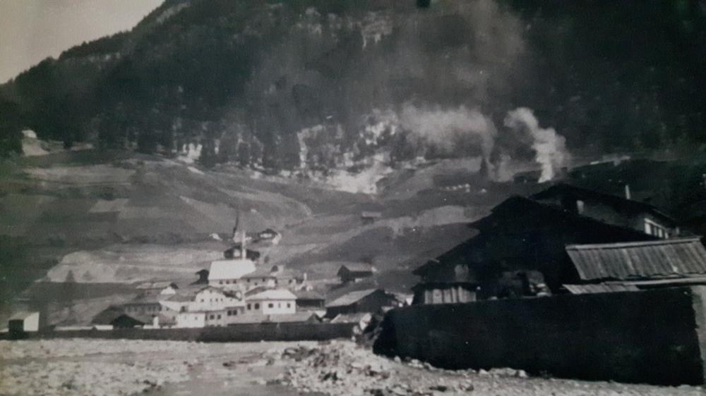 Caprile prima guerra mondiale post Caporetto