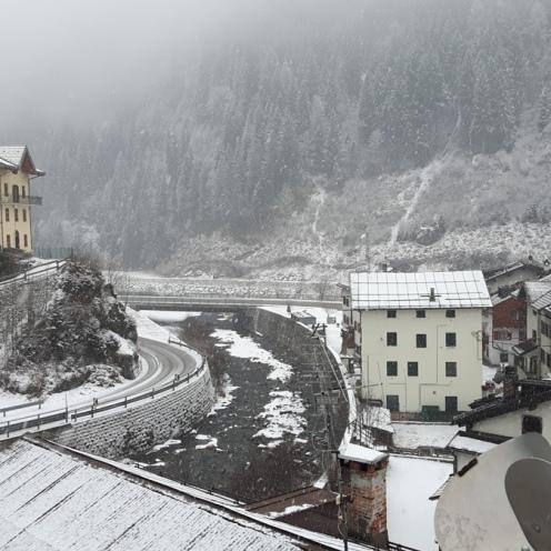 Nevicata 7 Febbraio.