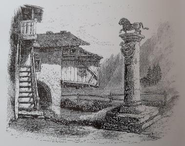 la colonna di San Marco