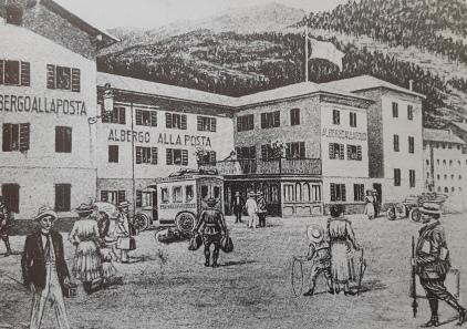 hotel posta - archivio comunale