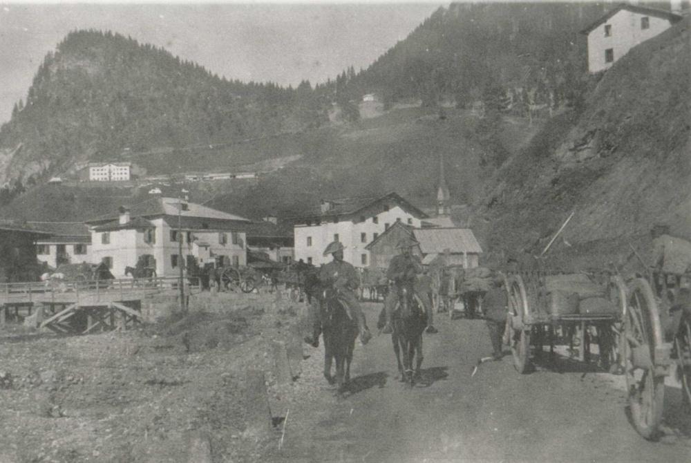 Movimenti di truppe e rifornimenti
