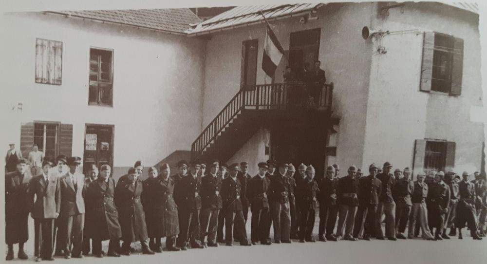 1950, anniversario del 50esimo anno dalla fondazione